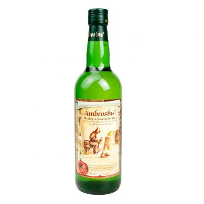 Ambrosia honing kruidenwijn wit – 750 ml