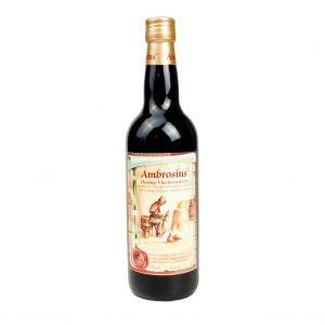 Ambrosia honing vlierbessenwijn – 750 ml