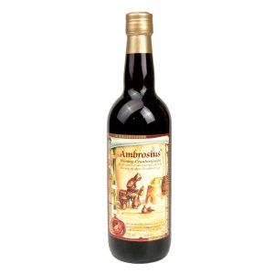 Ambrosia Honing-Cranberry wijn - 750 ml