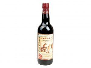 Ambrosia honingkruidenwijn rood - 750 ml
