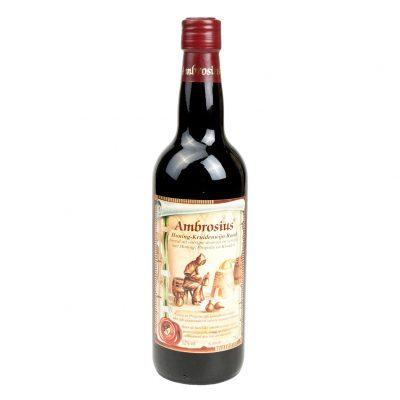 Ambrosius kruidenwijn Rood
