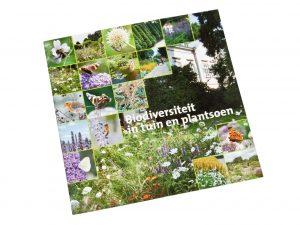 Biodiversiteit in tuin en plantsoen