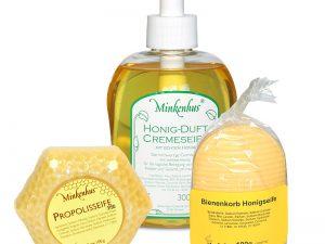 Minkenhus bijenproducten