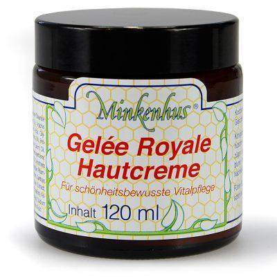 Minkenhus® Royal Jelly huidcreme 120 ml