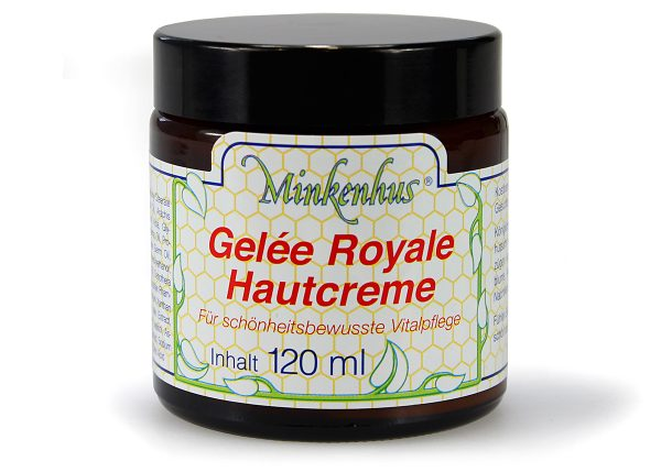 Minkenhus® Royal Jelly huidcreme 120 ml