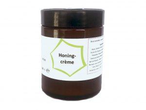Honingcreme 100 ml