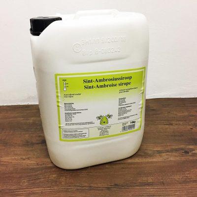 Sint-Ambrosiussiroop - Jerrycan 14 kg