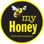 Logo - my-Honey | imker en bijenproducten