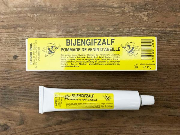 Bijengifzalf – 45 gram-detail