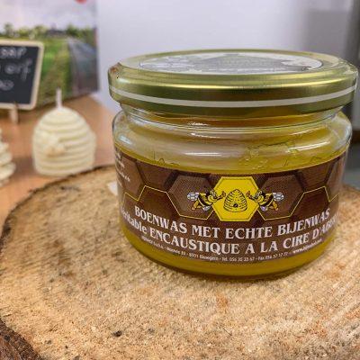 bijenboenwas-geel 150 gram