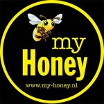 logo my-Honey imker- en bijenproducten