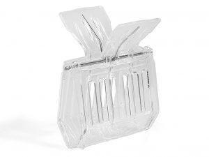 Koninginnen clip - plastic