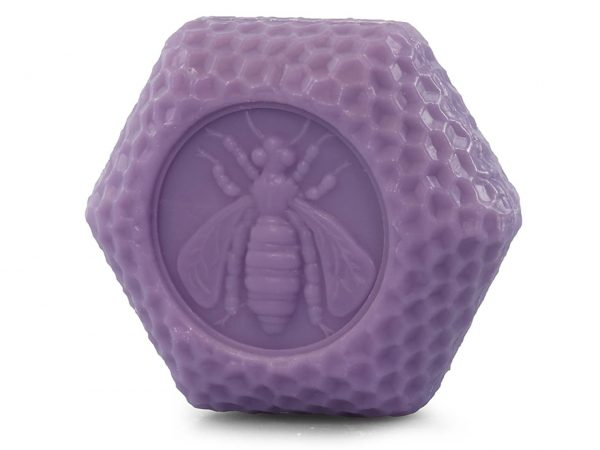 Honingraatzeep met lavendel Minkenhus