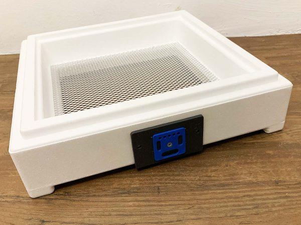 Mini Plus bodem met ventilatierooster - kunststof