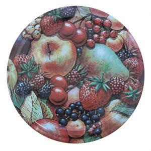 Deksel fruit - toc 63 mm