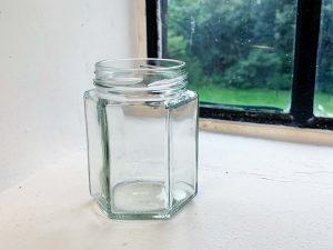 Honingpot Hexa 196 ml / 250 gram Toc 58 – 25 stuks
