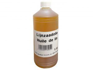Lijnzaadolie - 1 liter