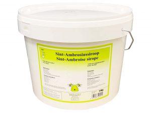 Sint-Ambrosiussiroop – emmer 14 kg