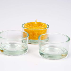 Theelichtglas