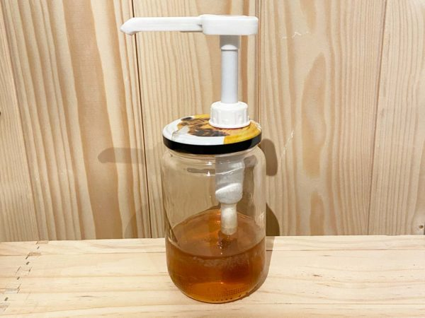 Honingpot dispenser toc 63