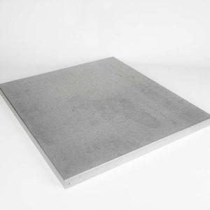 Verzinkte plaat spaarkast 517 x 464 mm