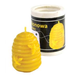 Lyson kaarsen gietvorm - Bijenkorf klein [FO16]