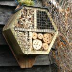 Bijenhotel _ insectenhotel zware kwaliteit